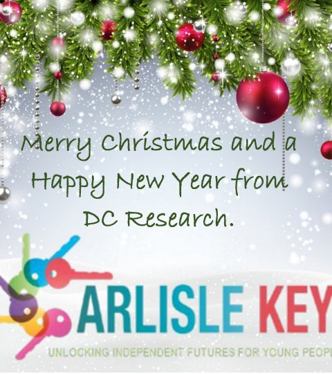 Seasons Greetings from DC Research